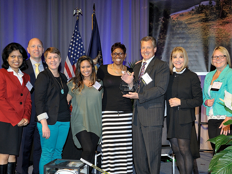 Michigan Governor's Fitness Awards W.K. Kellogg Foundation