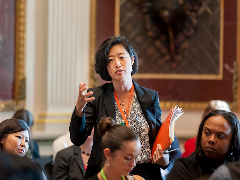 Ann Ishimaru, a researcher at the University of Washington