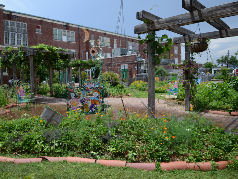 Edible Schoolyard New Orleans