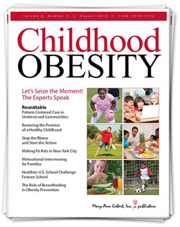 obesity daybook articles and reviews 2010
