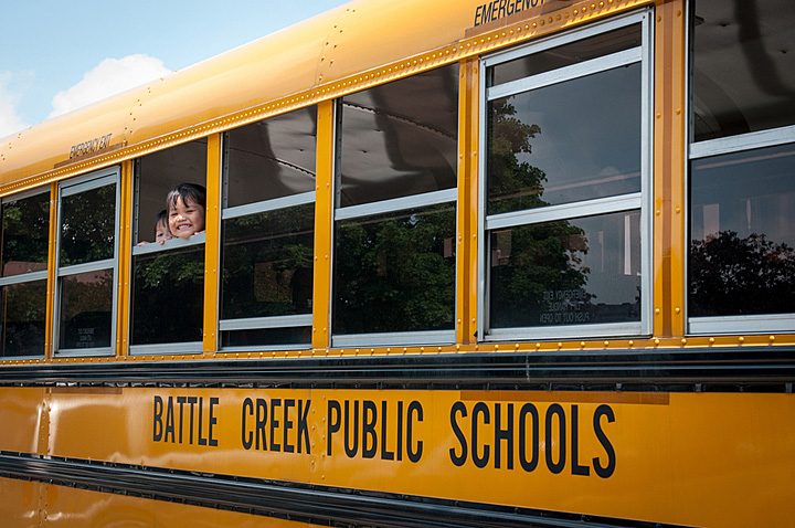 Battle Creek Public Schools  | Superintendent Kim Carter | BCVision | W.K. Kellogg Foundation