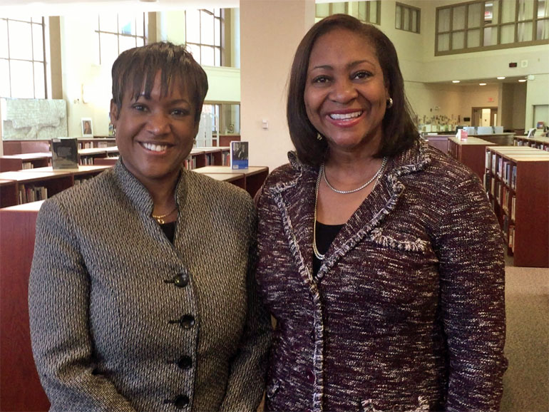 Battle Creek Public Schools | BCPS Superintendent Kim Carter | United Way of the Battle Creek and Kalamazoo Region | W.K. Kellogg Foundation