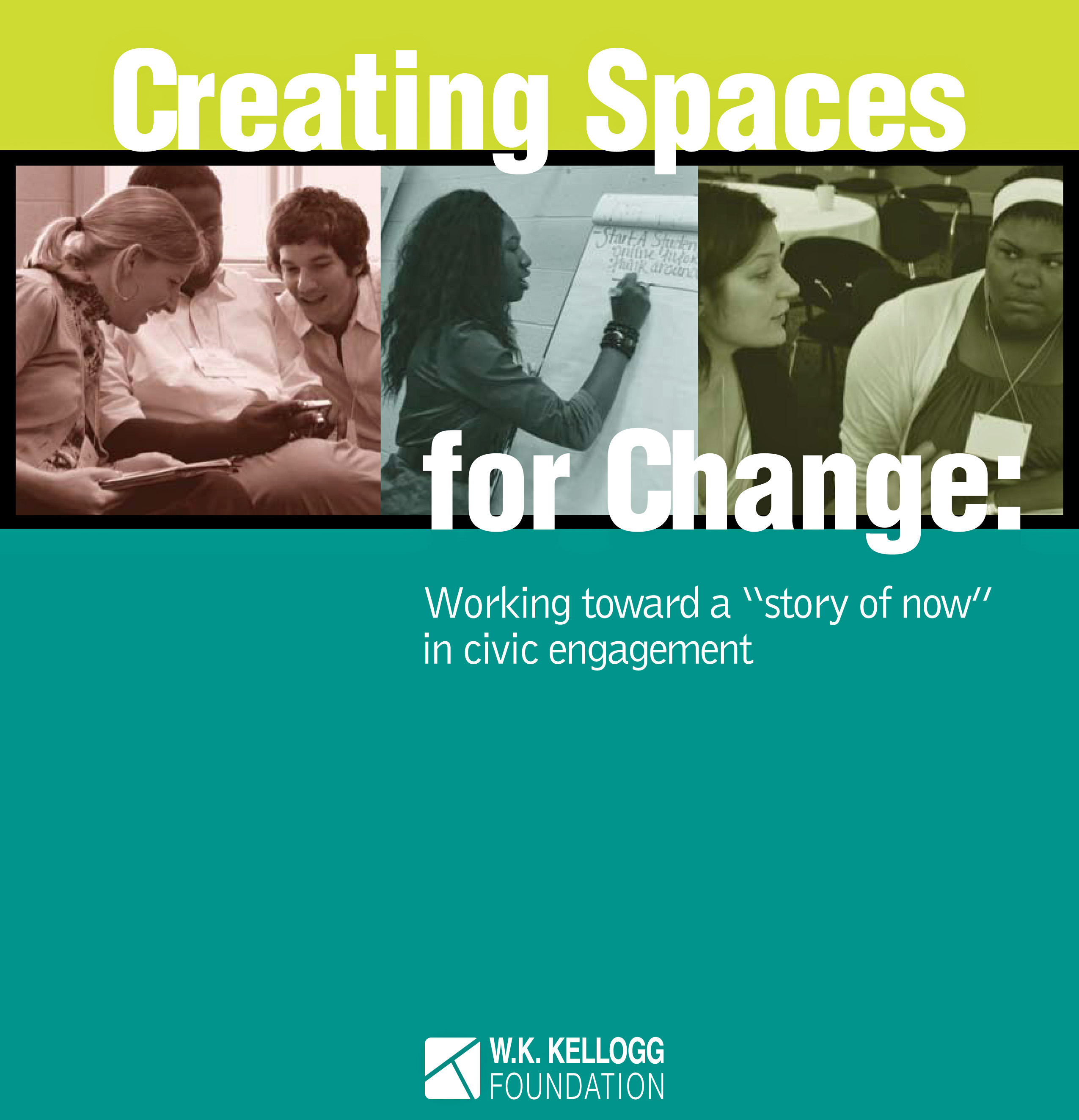 Creating Spaces