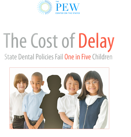 Pew Report:  The Cost of Delay