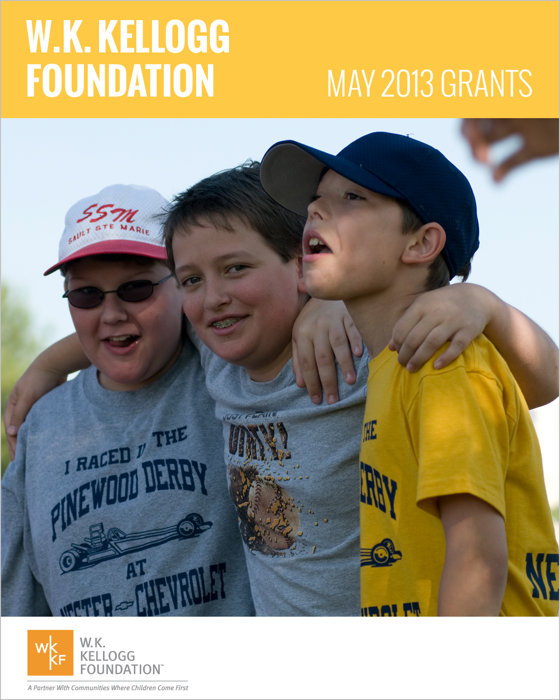W.K. Kellogg Foundation Grants - May 2013