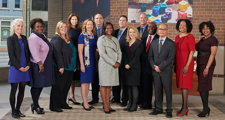 W.K. Kellogg Foundation Officers 2015