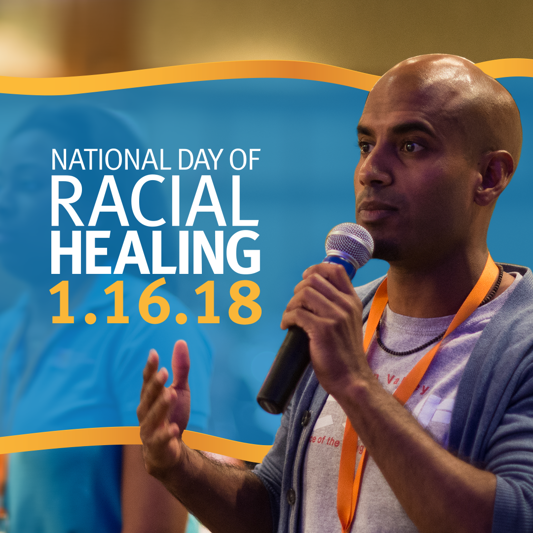 National Day of Racial Healing celebrates common humanity in