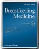 Breastfeeding Medicine Journal