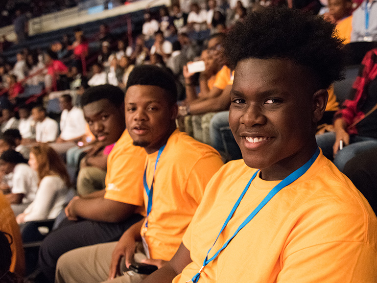Young Men and Boys of Color - W.K. Kellogg Foundation