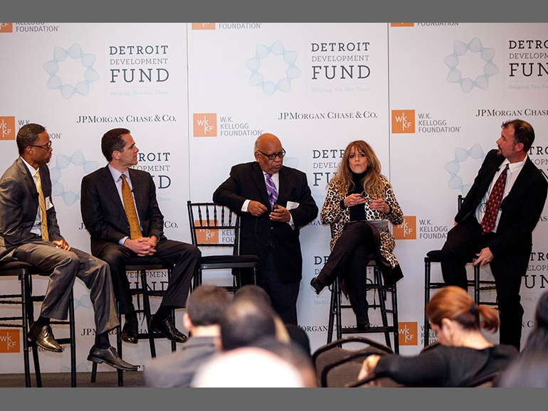 Detroit Development Fund | W.K. Kellogg Foundation