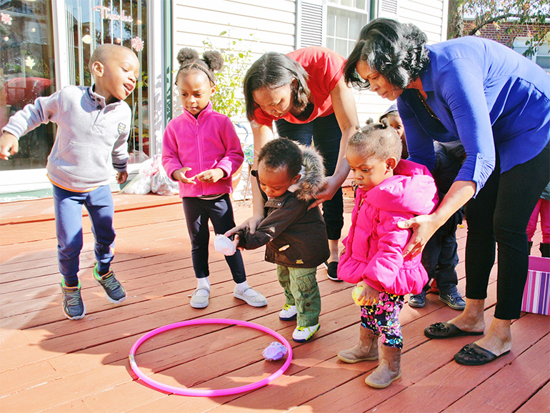 Home-Based Child Care | W.K. Kellogg Foundation
