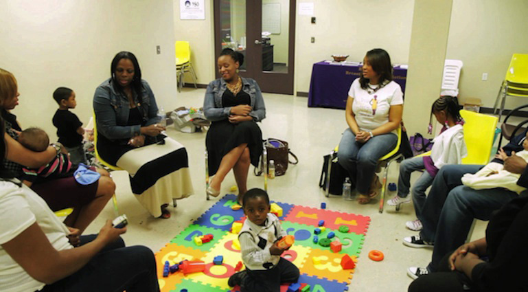 Black Mothers Breastfeeding Association
