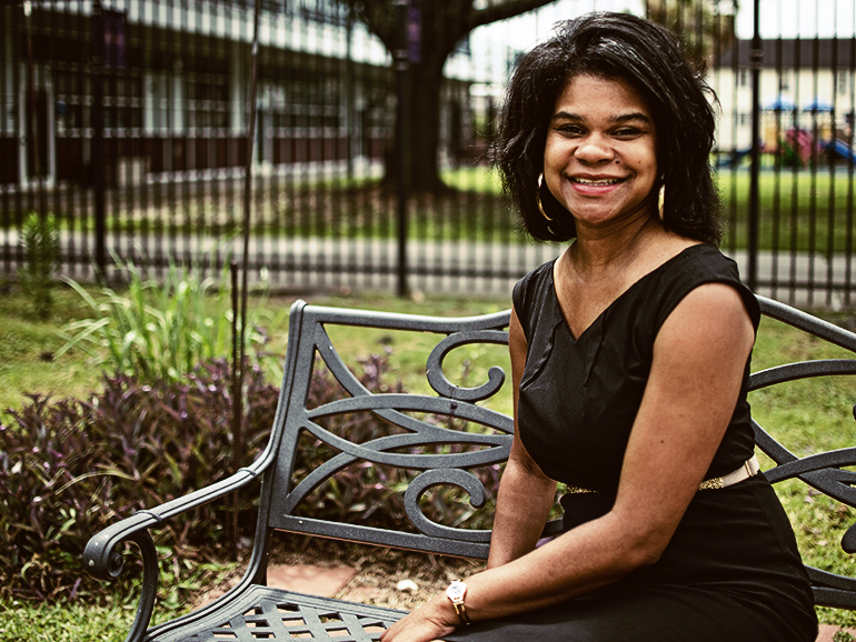 Lakeysha London - W.K. Kellogg Foundation