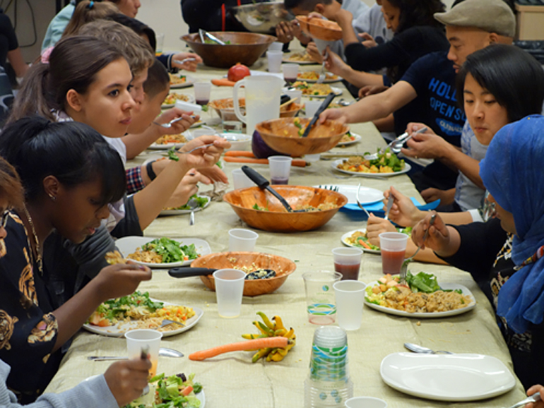 Youth food and empowerment program takes root and grows