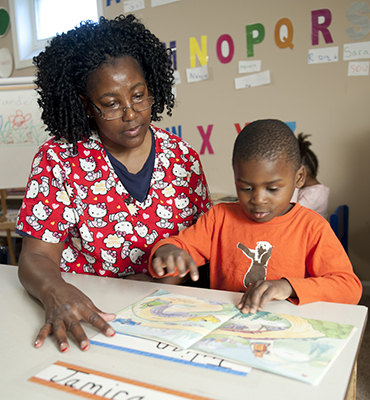 W.K. Kellogg Foundation/Minnesota Reading Corps