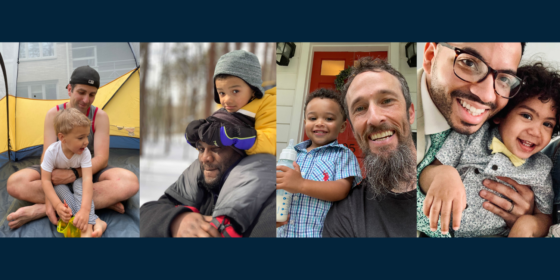 Celebrating WKKF dads: Prioritizing well-being