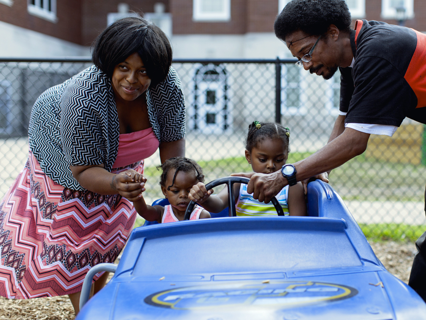 Shaunte Paul-Oliver and Alonzo Oliver | W.K. Kellogg Foundation