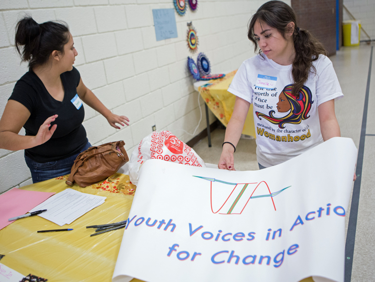 Youth Voices in Action | W.K. Kellogg Foundation