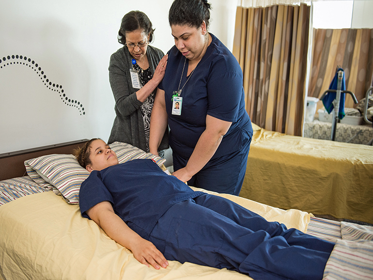 Providing quality training and employment to transform the lives of direct care workers