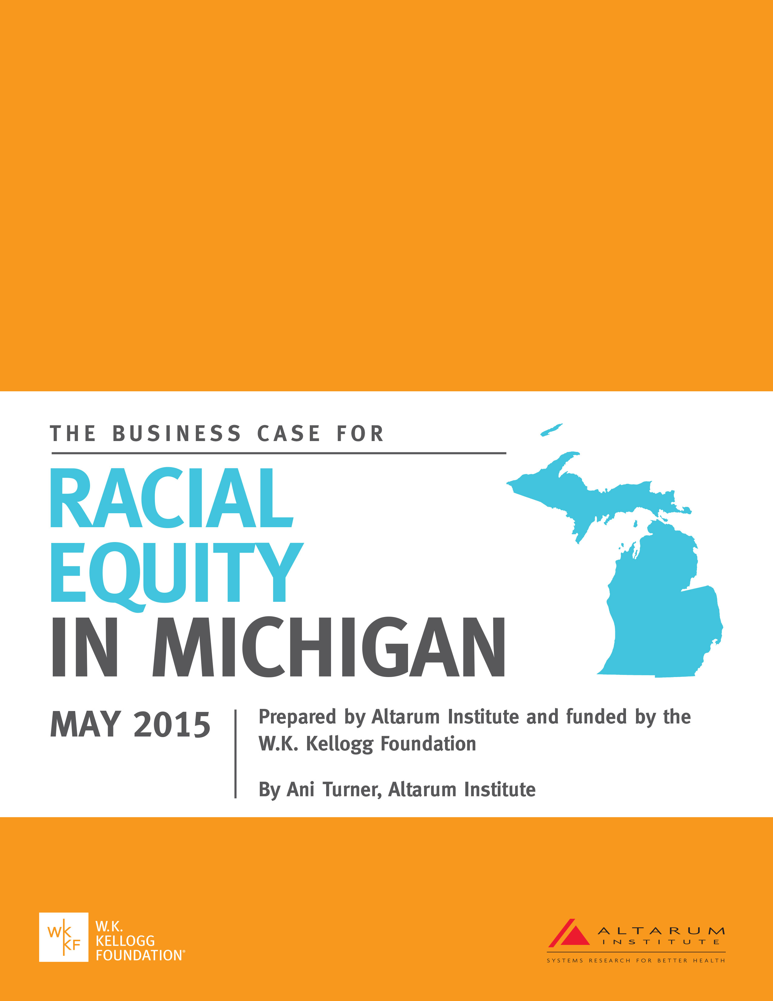 Business Case for Racial Equity in Michigan