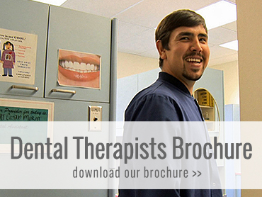 Dental Therapist Brochure - W.K. Kellogg Foundation