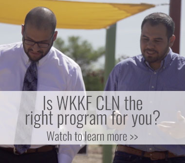 Is W.K. Kellogg Foundation Community Leadership Network the right program from you?